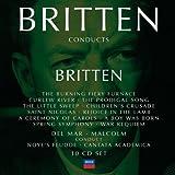 Britten Dirige Britten /Vol.3
