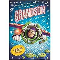 Hallmark Toy Story Grandson Birthday Card 'Maze' - Medium