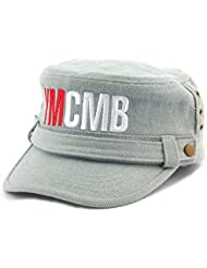 YMCMB - Casquette Army YMCMB Jeans Gris Homme / Femme