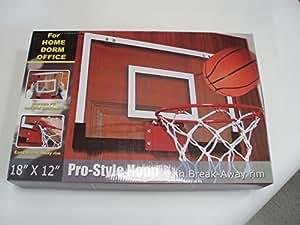 koolook mini panier de basket ball d 39 int rieur avec mini. Black Bedroom Furniture Sets. Home Design Ideas
