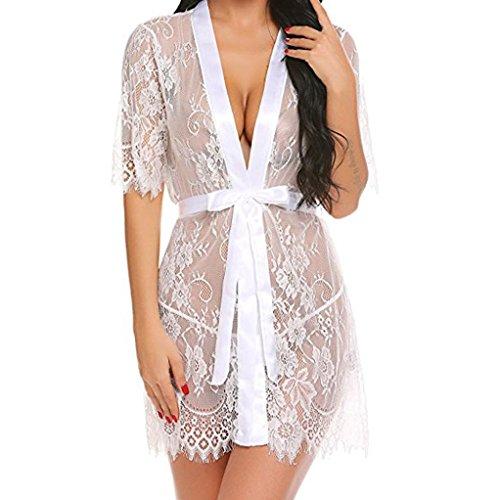 Yesmile Ropa Interior Pijama Barata Mujer Babydoll