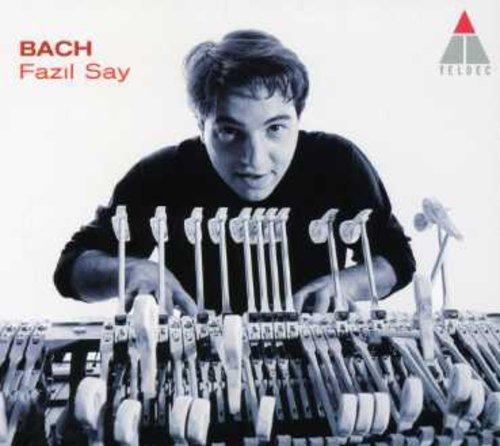 Fazil Say joue Bach