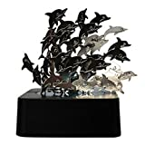 #3: Glantop Magnetic Sculpture Desk Toy For Intelligence Development And Stress Relief (Dolphin)