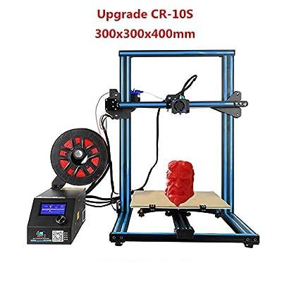 Creality CR-10S 3D Printer Upgrade Dual Z Rod axis With Filament Monitor DIY Desktop Kit 200G Free PLA Filament