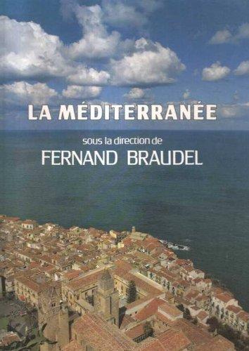 La méditerranée Tome 1 : L'espace et l'histoire