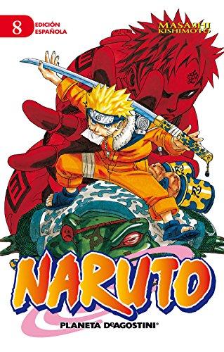 Naruto nº 08/72 (Manga Shonen) por Masashi Kishimoto