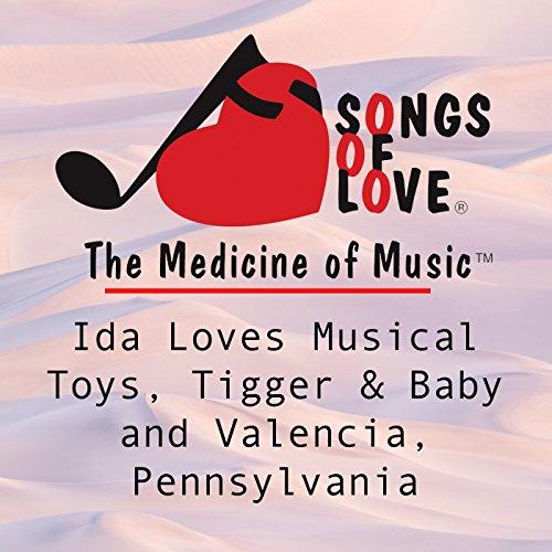 Ida Loves Musical Toys, Tigger & Baby and Valencia,, gebraucht gebraucht kaufen  Wird an jeden Ort in Deutschland