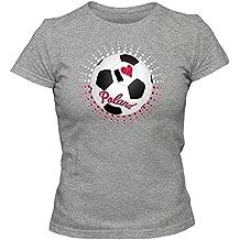 Polonia Campeonato de Europa 2016 6 Camiseta  45a62c7a294d1