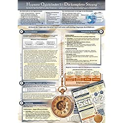 Hypnose Quickfinder I - Die komplette Sitzung: - Schritt-für-Schritt in die Trance - wirksam und zuverlässig hypnotisieren (DINA4, laminiert)