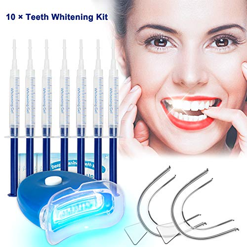 Fluorid-gel Minze (Teeth Whitening Kit Bleaching Gel - Zahnaufhellung)