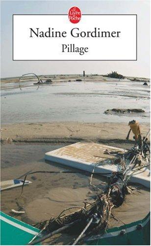 Pillage (Ldp Litterature) par N. Gordimer