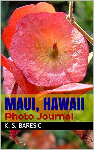 Maui, Hawaii: Photo Journal (English Edition)