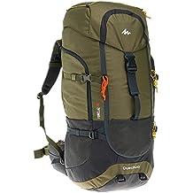 Quechua Backpack Trekking Forclaz 70 Litres - KHAKI
