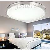 VINGO®15W pannello LED soggiorno corridoio lampada bagno soffitto plafoniera della luce AC85-265V