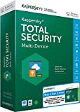 Combo Pack- Kaspersky Total Security Mul...