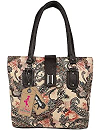 RITUPAL COLLECTION - Identify Your Look, Define Your Style Women's PU Handbag (Ritupal_011, Multicolour)