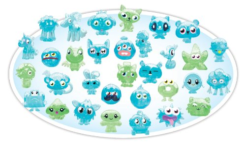 Image of Moshi Monsters Moshling Winter Wonderland Collectable Figures