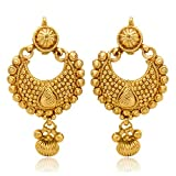 Traditional Ethnic Gold Plated Ethnic Go...