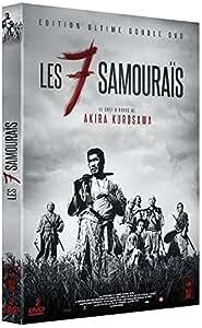Les 7 samouraïs [Édition Ultime Double DVD]