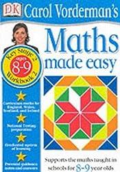 Maths Made Easy: Age 8-9 Bk.2 (Carol Vorderman's Maths Made Easy) by Carol Vorderman (1999-06-01)