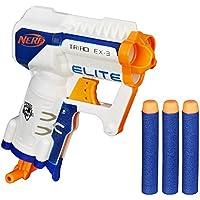 Nerf - A1690EU40 - Pistolet - Elite Triad XD