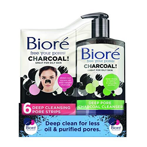 Biore - Kit de limpieza facial de