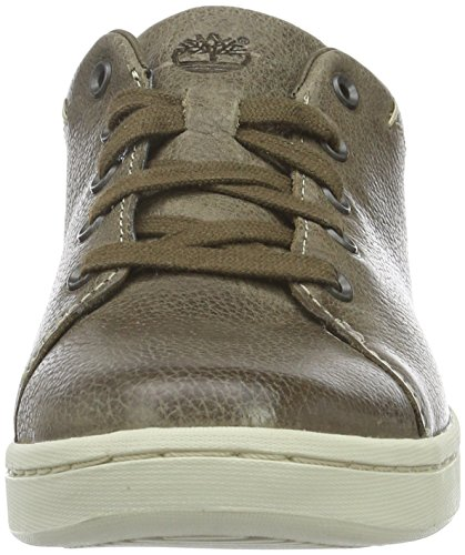 Timberland Dashiell_dashiell_dashiell Oxford, Baskets Basses Femme Marron - Braun (Canteen Woodlands FULL GRAIN)