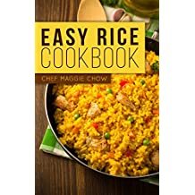 Easy Rice Cookbook (English Edition)