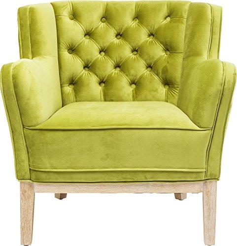 Kare Coffee Shop Sessel, Andere, Grün, 78 x 77 x 78 cm -