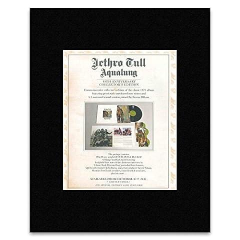 JETHRO TULL - Aqualung Mini Poster - 29x21cm