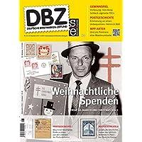 DBZ Deutsche Briefmarken-Zeitung [Jahresabo]