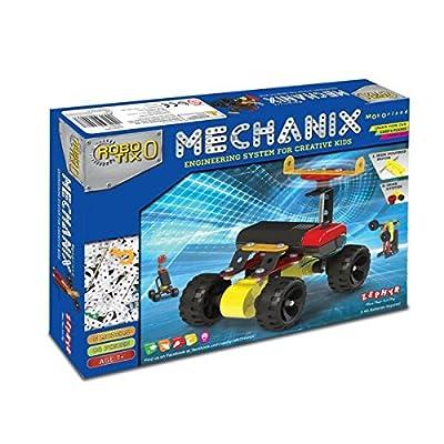 Mechanix Robotix - 0