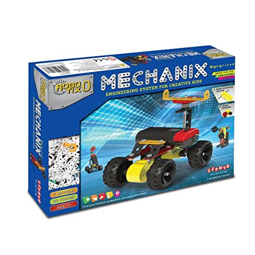 Mechanix Robotix - 0  available at amazon for Rs.479