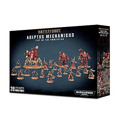 Games Workshop Adeptus Mechanicus 71-59 - Fist of The Omnissiah - Warhammer 40,000