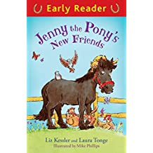 Early Reader: Jenny the Pony's New Friends (English Edition)