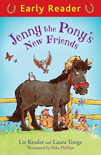 Jenny the pony's new friends
