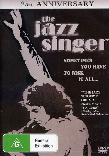 dvd - The Jazz Singer ( 25th anniversary ) (1 DVD)
