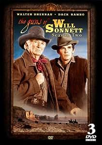 Guns of Will Sonnett: Season 2 [DVD] [Region 1] [US Import] [NTSC]