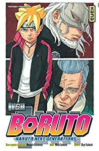 Boruto - Naruto Next Generations Edition simple Tome 6