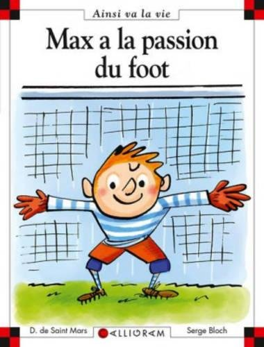Max a la passion du foot - tome 21 (21)