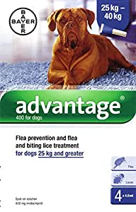Advantage 400 for Dogs