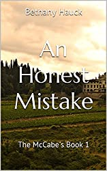An Honest Mistake: The McCabe's Book 1