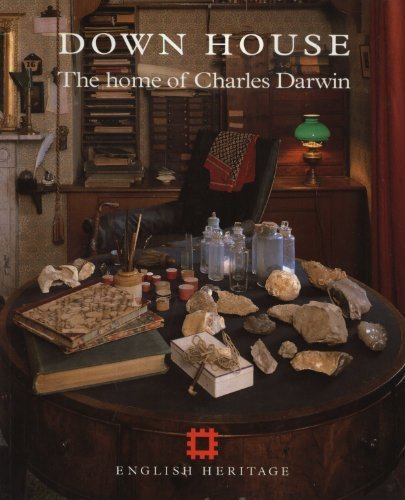 Down House: Home of Charles Darwin by Morris, Solene, Wilson, Louise (1998) Paperback