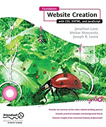 Foundation Website Creation with CSS, XHTML, and JavaScript: Design with CSS, XHTML, and AJAX