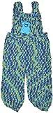 kuchipoo Unisex Regular Fit Hand Knitted Woollen Dungaree (KUC-PNT-103_Multicolor_12-18 months)