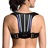 Back Brace Posture Corrector - Back Support Belt with Adjustable Back Straightener
