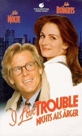 I Love Trouble - Nichts als Ärger [VHS] (ärger Film-nichts Als)
