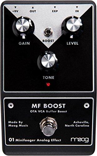 Moog MiniFooger MF-Boost Pedal de Guitarra