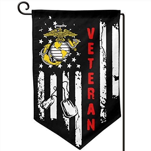 Eagle One Santa (ghfghgfghnf United States Marine Corps Eagle American Flag Outdoor Flag for Advertising/Banner/Outdoor/Indoor/Activities/Home/Anniversary/Party/Decor/Holiday/Seasonal, Etc.)