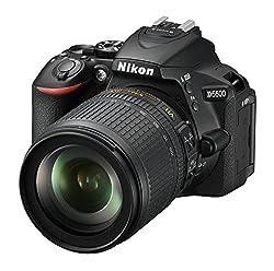Nikon Slr Camera 8.1 Cm (3.2 Inch) 24.2 Megapixel Black